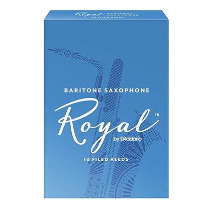 04.Royal Bari Sax Reeds (10 Pack)