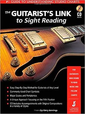 The Guitarist's Link to Sight Reading – Understanding Guitar Studio Charts