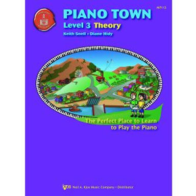MP113 01.Piano Town Level 3 Theory