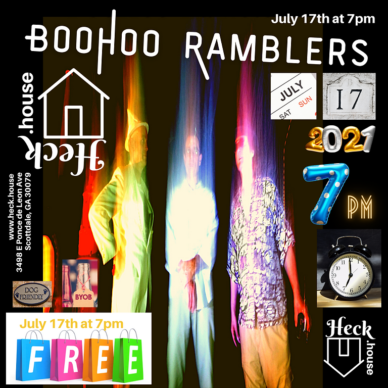 BooHoo Ramblers
