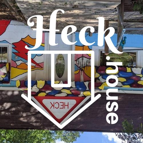 Art venue | Heck.house | United States