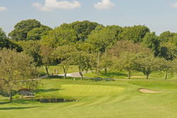 10th SEPT - CHERRY LODGE GC - 8TH HOLE -