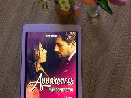 ◣ღ Contre toi - Tome 1 :  Apparences  - Gine Daniels ღ◢