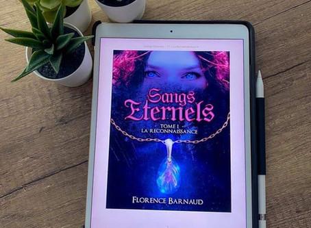 ◣ღ Sangs éternels, Tome 1 : La Reconnaissance  - Florence Barnaud  ღ◢