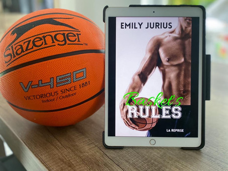 ◣ღ BASKET'S RULES: LA REPRISE  -  EMILY JURIUS  ღ◢