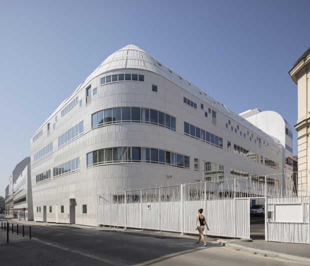 le Collège Lucie Faure a fait sa première rentrée: