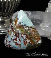 Clear Creek Plasma Agate