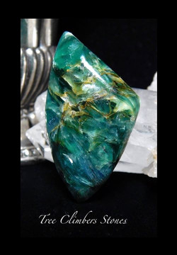 Blue and Green Kyanite