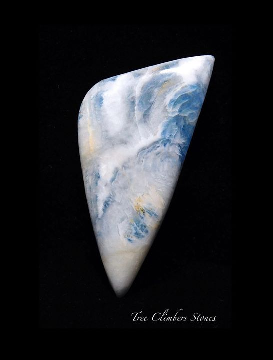 Turkish Lapis Lace Onyx Cab