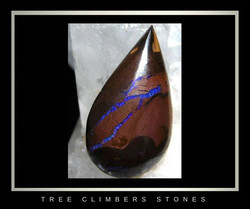 _Night Light_ Cab _Boulder Opal _Thank you Julez Buell for making this material available!_sold