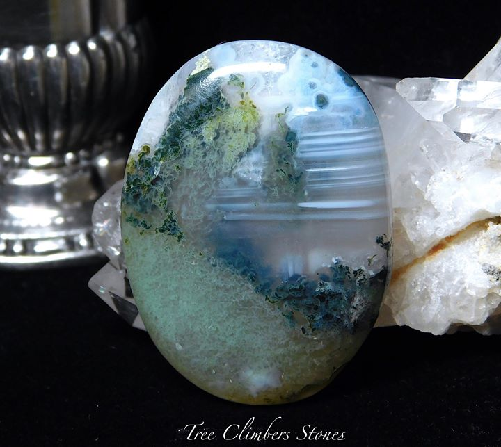 Water line agate
