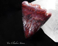 Cady Mountain Agate Cabochon