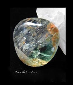 Variegated Fluorite, Mason Co, Tx