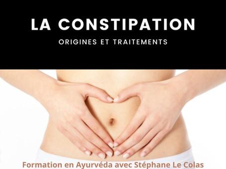 Ayurveda et Constipation