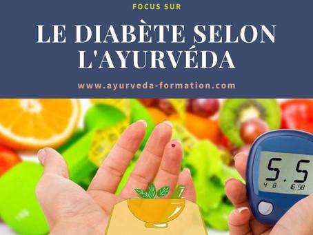 Le Diabète en Ayurvéda
