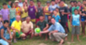 FSBC of Hurt missions to Brazil.