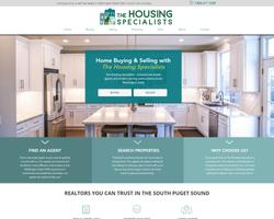 The Housing Specialists Website Portfolio