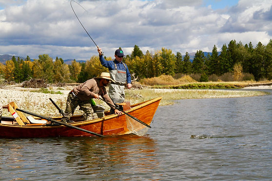 Montana Fly Fishing Guide