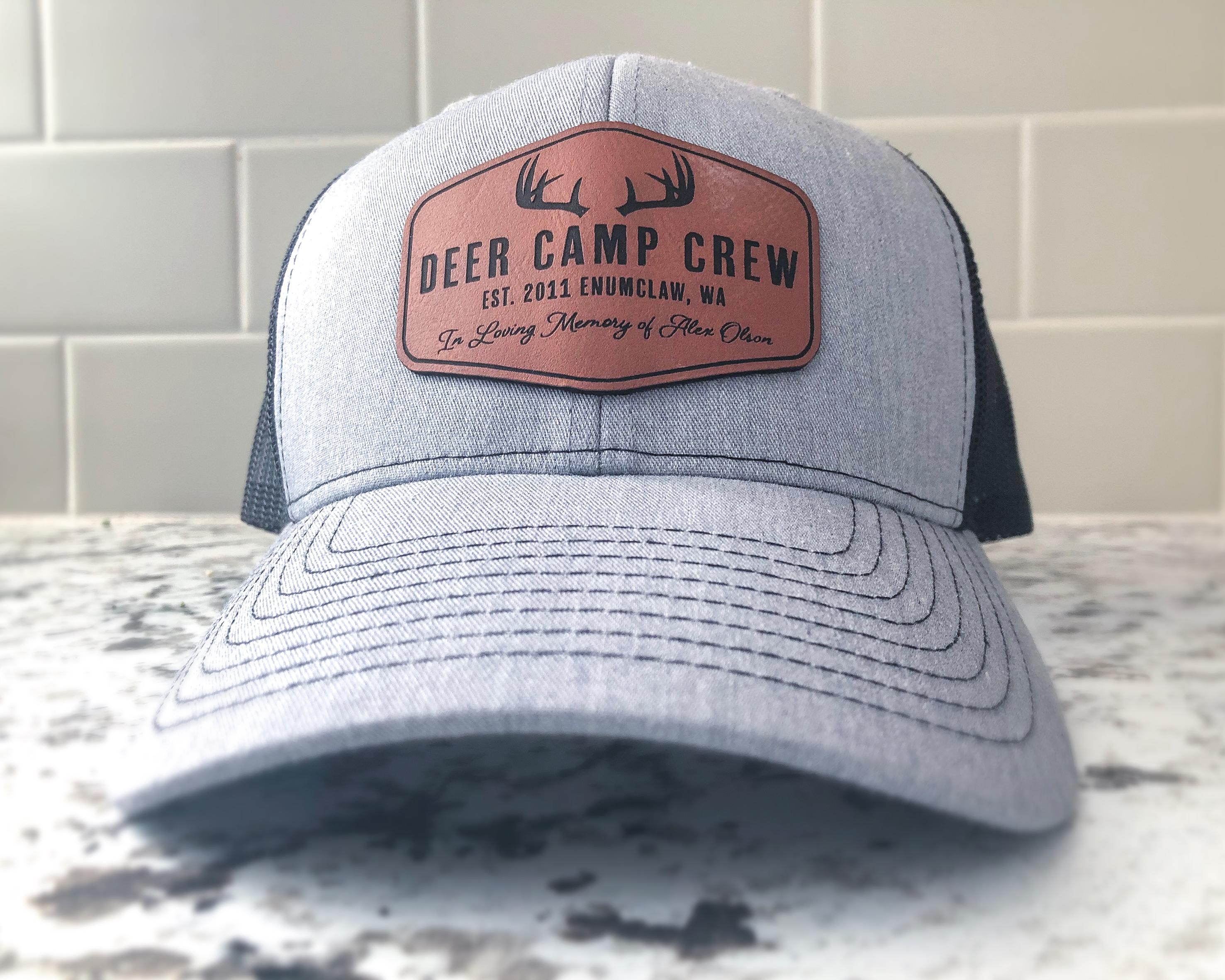 Deer Camp Hat Portfolio