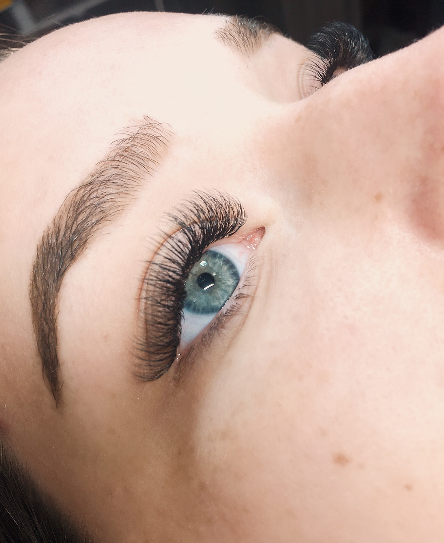 Classic Eyelash Extensions Sumner WA