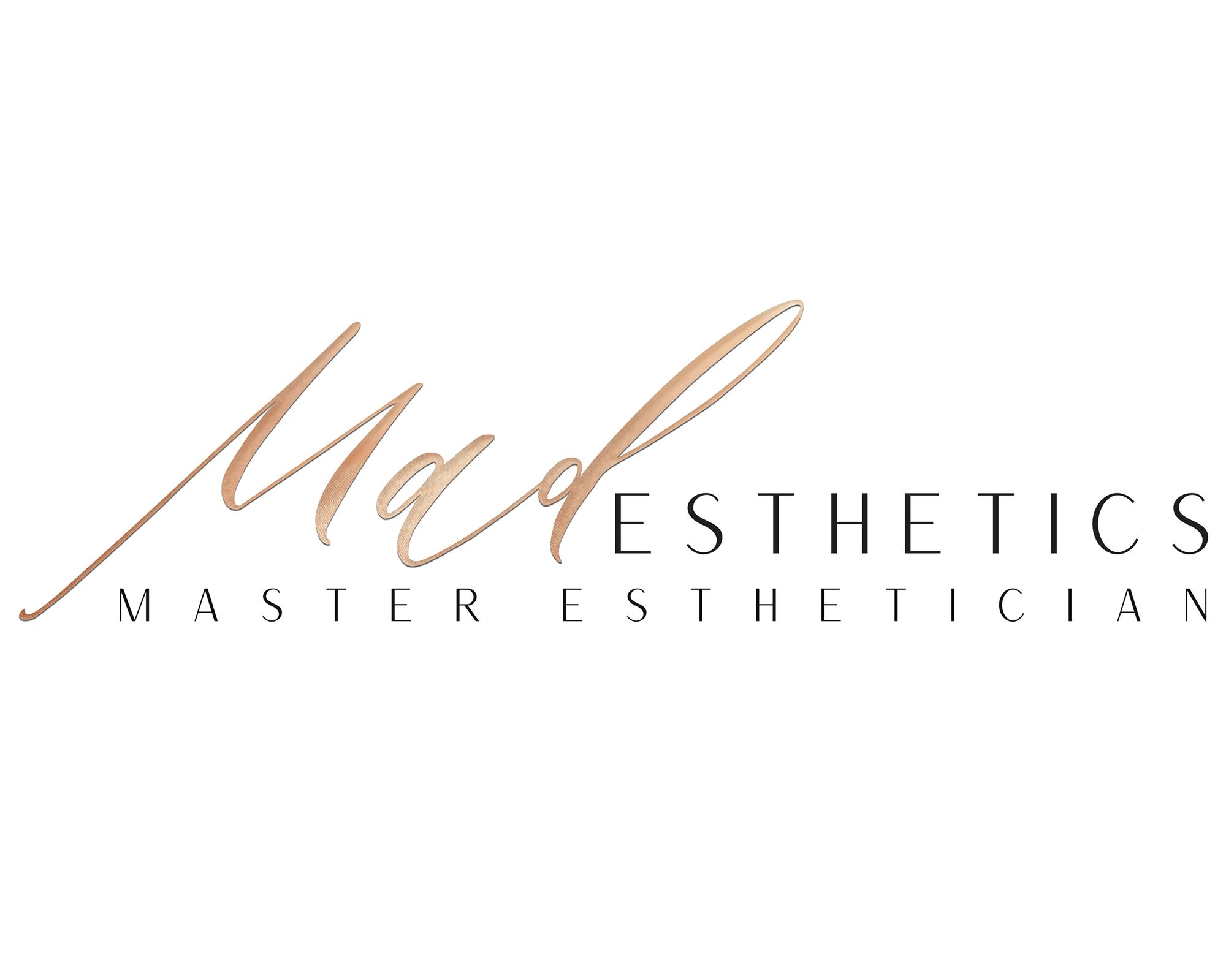 Mad Esthetics Logo Portfolio