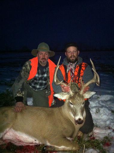 Whitetail Hunt Montana