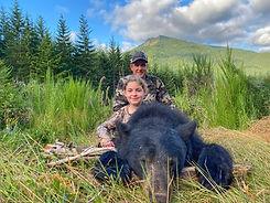 Youth Black Bear Hunting