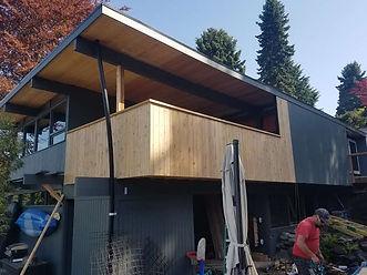 Deck Contractor Oregon