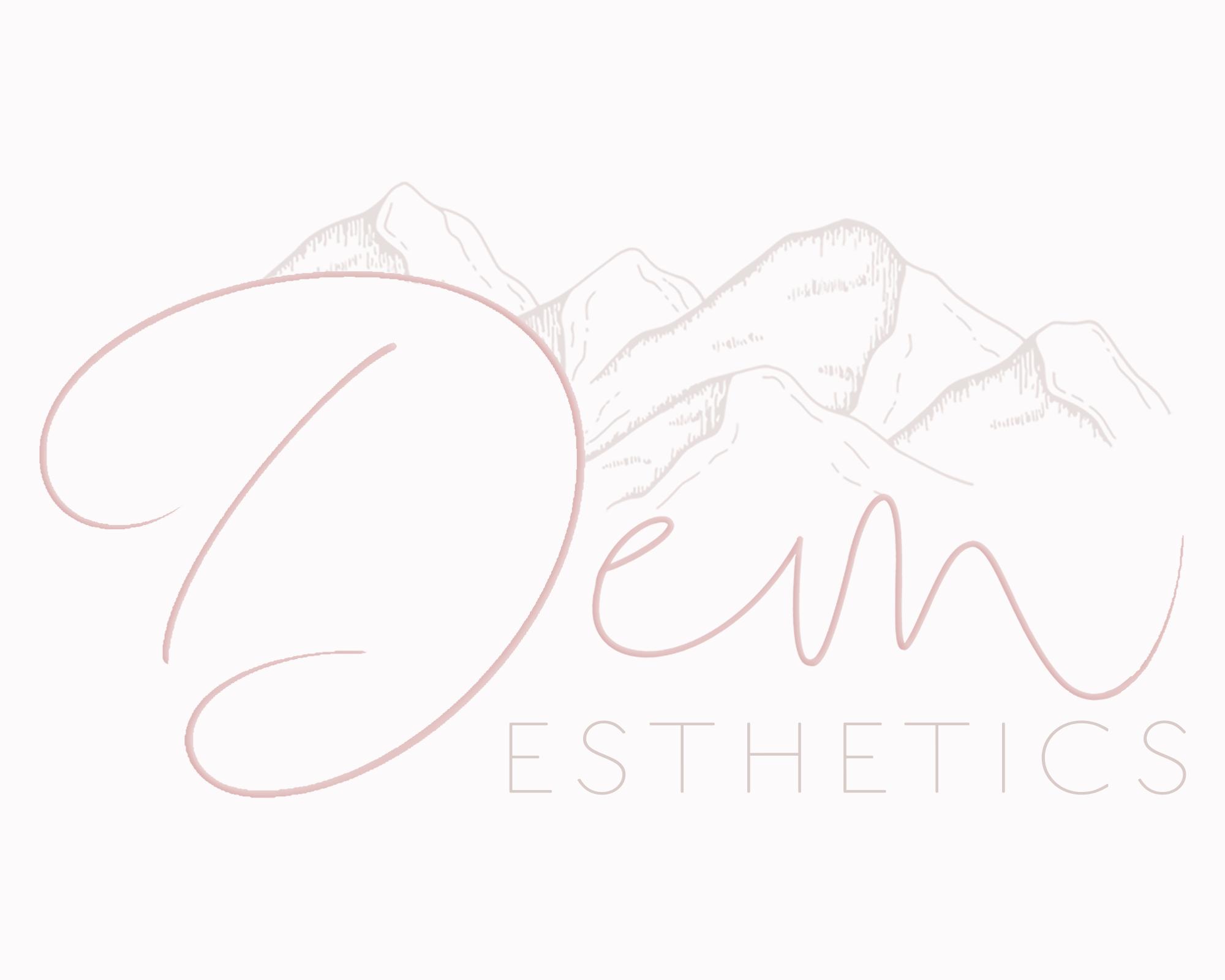 Dem Esthetics Logo Portfolio