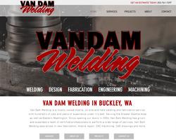 Van Dam Welding Portfolio