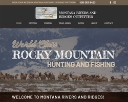 MT Rivers Website Portfolio New