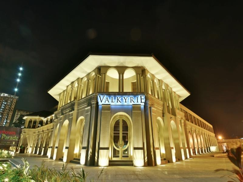 필리핀 클럽 나이트투어 보니파시오 발키리 클럽 Valkyrie C
