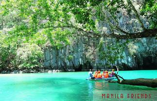 필리핀여행 팔라완 추천여행지 푸에르토 프린 세사 지하 강 국립 공원 팔라완 관광명소 필리핀 세계문화유산