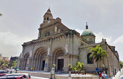 필리핀여행지 인트라무르스 마닐라대성당 유적지관광 필리핀성당 교회