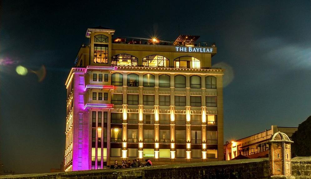 마닐라 추천 호텔 베일 리프 호텔Bayleaf Intramuros Hotel 필리핀 추천호텔
