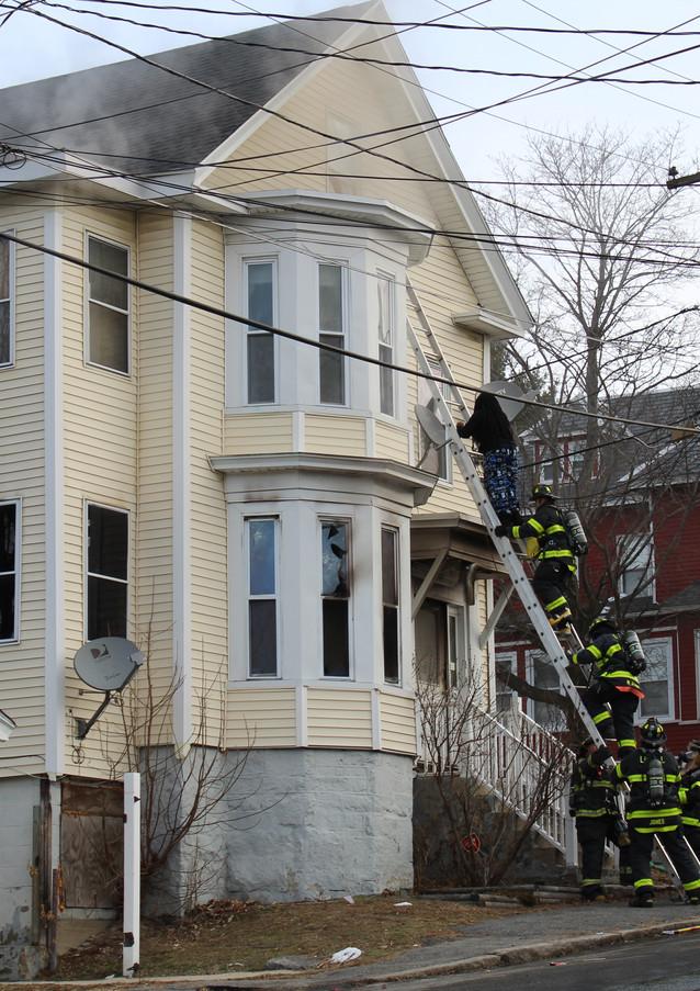 Lowell fire rescue