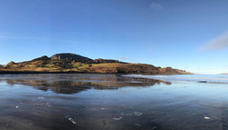 Staffin Bay