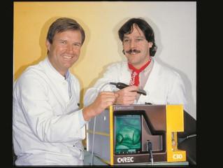 Dr Werner Mörmann (inventeur du Cerec)