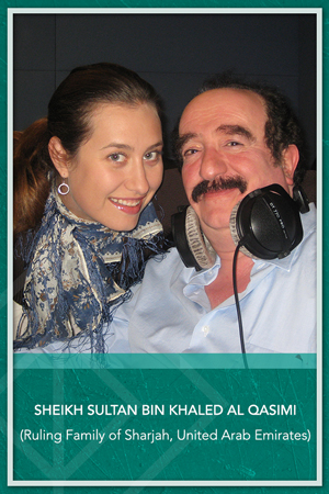 CELEBRITY - Sheikh Qasimi