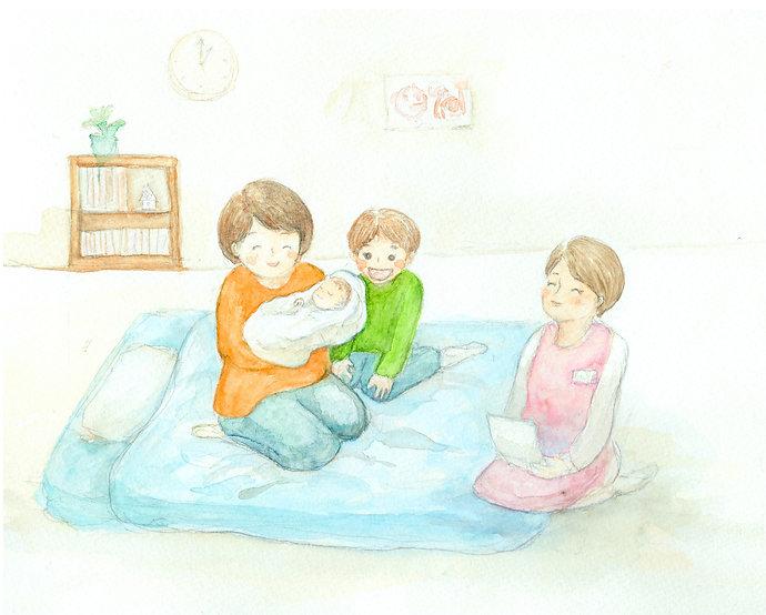 母乳育児相談 しば助産所