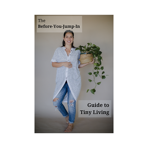 The Before-You-Jump-In Guide to Tiny Living