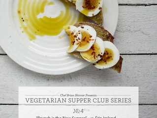 Winter Supper Club Series No.4 February 14