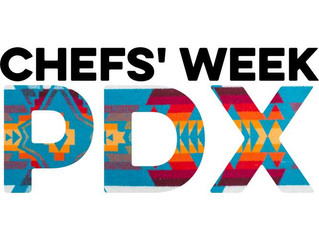 Chefs' Week PDX Announces Lineup