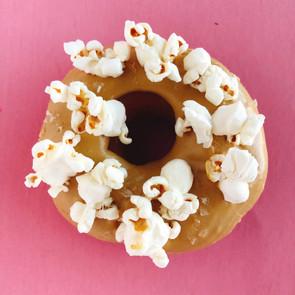 Popcorn + Salted Caramel