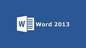 Ateliers pro Word