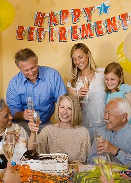 Happy Retirement!