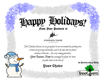 Happy Holidays - Corporate Gifts