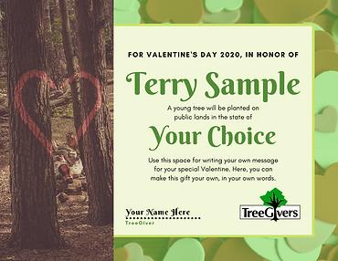 A Green Valentine