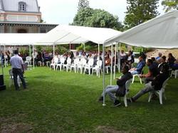 Dans les jardins du Château Hagen