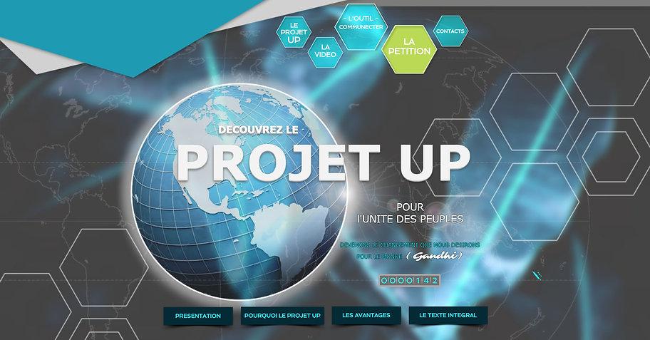site web communication IDREAM création graphique design press
